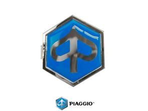 """Piaggio"" Emblem Ø37 mm original (mit Clip)"