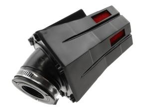 Luftfilter Schaumstoff mit Spritzkappe Evo 45° (Ø 28/35 mm)