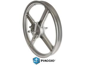 """Vorderrad 1.35x16"""" Piaggio Bravo / (Ciao) Guss NOS"""