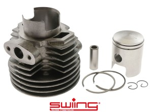 swiing 40 mm Zylinder gebläsegekühlt Velux/NG-2AH 12 mm KoBo