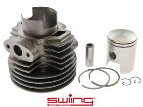 swiing 40 mm Zylinder gebläsegekühlt Velux/NG-2AH 10 mm KoBo