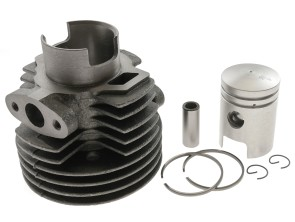 38 mm Zylinder gebläsegekühlt Velux/NG-2AH 10 mm KoBo
