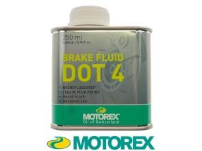 Motorex Bremsflüssigkeit DOT4 250 ml