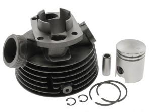 38 mm Zylinderkit Sachs 50/3, 50/4 (eckiger Einlass)