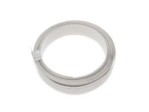 Zierlinie silber 5 mm