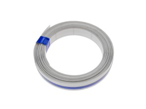 Zierlinie blau 2 mm