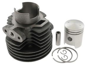 38 mm Originalzylinder gebläsegekühlt Velux/NG-2AH 12 mm KoBo