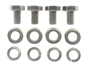 Set Schrauben Hinterradnabe / Getriebe Piaggio Inox