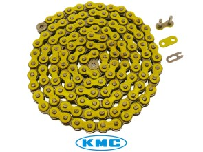 Antriebskette gelb KMC 415H (verstärkt) 128L