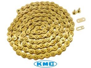 Antriebskette gold KMC 415H (verstärkt) 128L
