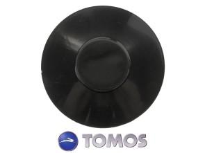 Abdeckung Zündungsdeckel Tomos schwarz