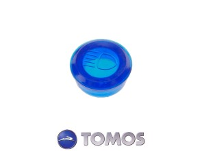 Kontrolllinse blau Scheinwerfer Tomos