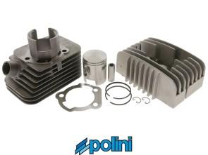 Polini Ø41 mm Rennsatz inkl. Kopf Piaggio Si (axe 12mm)
