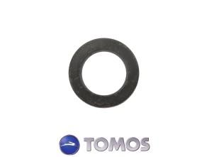 Distanzscheibe 2 mm Getriebewelle Tomos