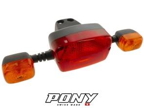 Rückleuchte mit Blinkern original Pony GTX Beta 521 (P8976)