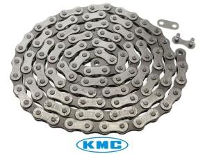 KMC Tretkette INOX universal