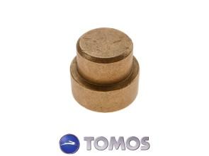 Büchse Bronze gross Motorgehäuse E-Start Tomos
