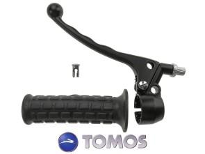 Bremsgriff Tomos schwarz