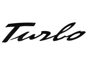 """""""Turbo"""" Kleber schwarz"""