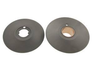 Riemenscheiben Wandler Ø102 mm Vario Piaggio CNC