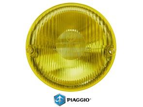 Reflektor & Glas Piaggio Si / FL 1-2 gelb