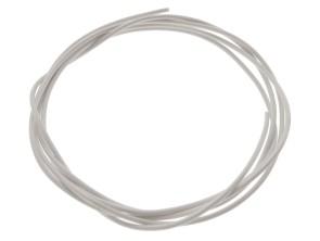 Stromkabel 1-adrig weiss (per Meter)