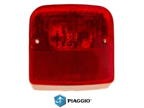 Rücklichtglas inkl. Reflektor Piaggio Grillo