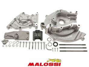 Motorgehäuse Malossi MP-One Unterbrecher-Zündung Piaggio