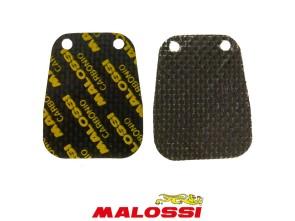Membranplättchen Malossi Carbon 0.3 / 0.35 mm VL1 Peugeot 103