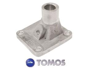 Ansaugstutzen 12 mm Alu Tomos A35 / A5