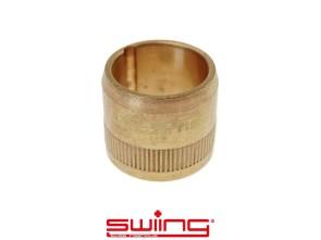 swiing Messingbüchse L = 13 mm zu Vorgelegewelle Sachs 50/2, 503 (A1186)