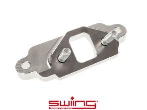 swiing Zwischenflansch 17 mm CNC Membrane Sachs 50/2 Saxonette