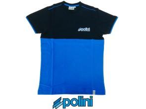 T-Shirt Polini blau Typ 2 (Grösse S - XXL)