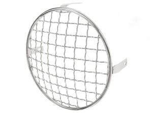 Scheinwerfergitter Ø150 mm Chrom (3-Punkt Befestigung)