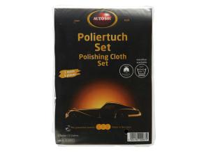 Autosol Poliertuch Set