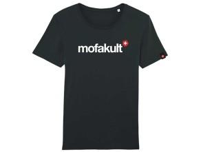 Mofakult Company Shirt Black Man (S-XXXL)