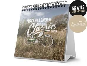 Mofakalender Pocket «Classic» 2019