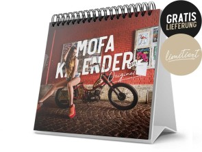 Mofakalender Pocket «Original» 2019