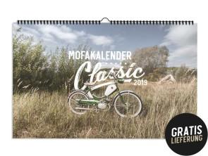 Mofakalender «Classic» 2019