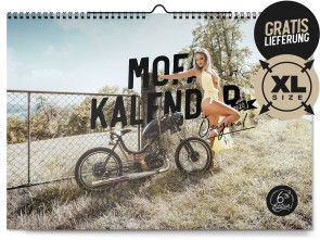 Mofakalender A2 «Original» 2020 (Limited Edition)
