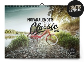 Mofakalender «Classic» 2020 *jetzt vorbestellen*