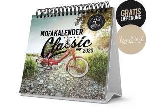 Mofakalender Pocket «Classic» 2020 *jetzt vorbestellen*