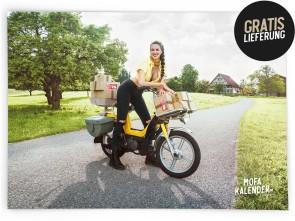 Mofakalender Poster 2020 «Greta» *jetzt vorbestellen*