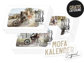Mofakalender «Stickerset Original 2020» 14-teilig