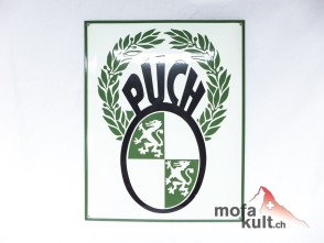 Puch Schild Emaille 40 x 50 cm