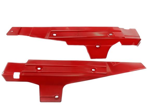 Seitenverkleidungen Puch Maxi S rot