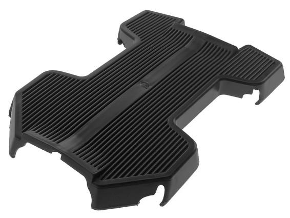 Trittbrett Puch Maxi schwarz