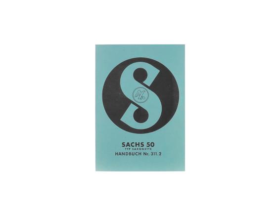 Handbuch Sachs 502 Saxonette