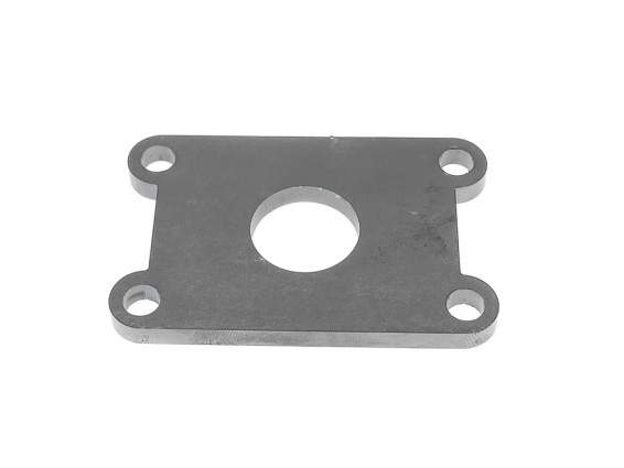 Platte Einlass Italkit Stahl