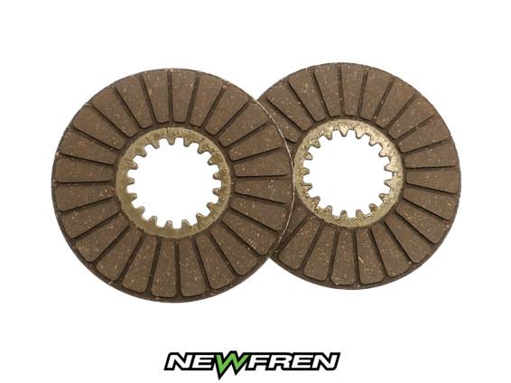 Kupplungslamellen NewFren Sachs 50/2, 503 2AL/2BL (A3887)